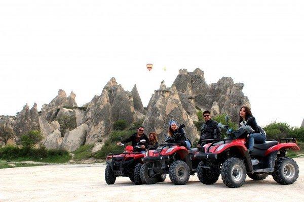 Cappadocia - ATV Sunset Tour - 2 Hours - Tour