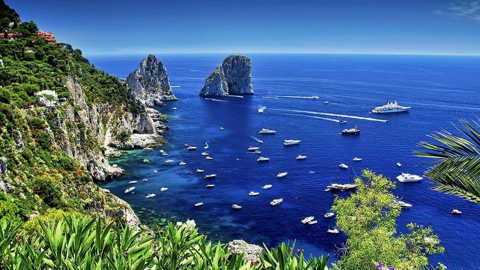 Exotic Capri Island Tour - Tour
