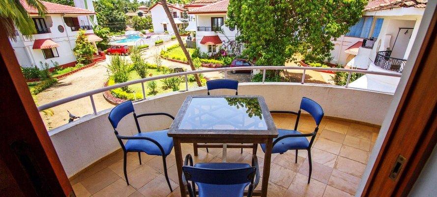6 bedroom villa Candolim - Tour