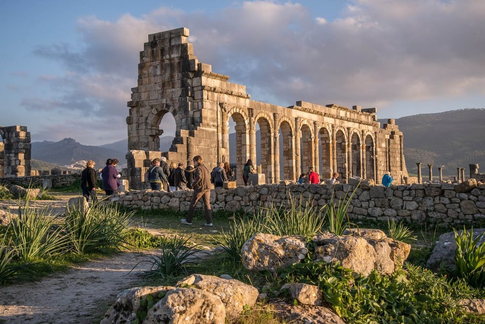 Meknes & Volubilis Day Tour from Rabat - Tour
