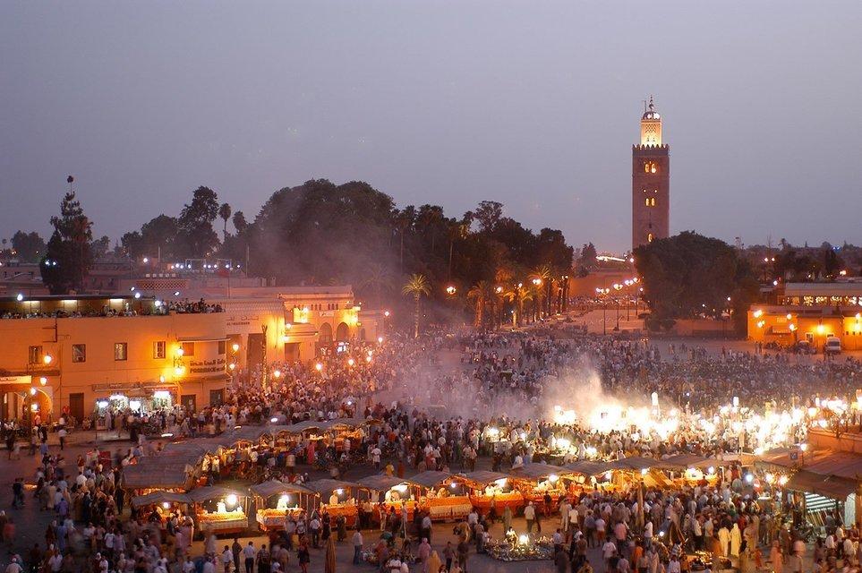 Marrakech Day Trip from Casablanca - Tour