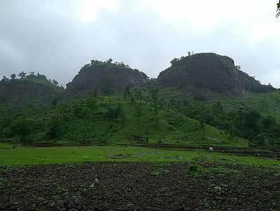 VRangers Monsoon Special trek to Mirgad & Vyaghreshwar waterfall