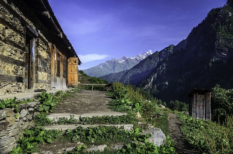 Kasol to Kheerganga Trek - Tour