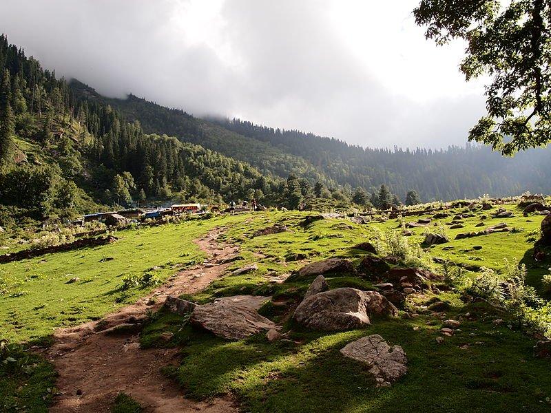 Kheer Ganga Trekking - Collection