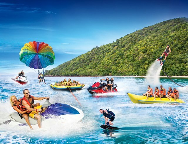 Watersports   Adventure Activities - Collection
