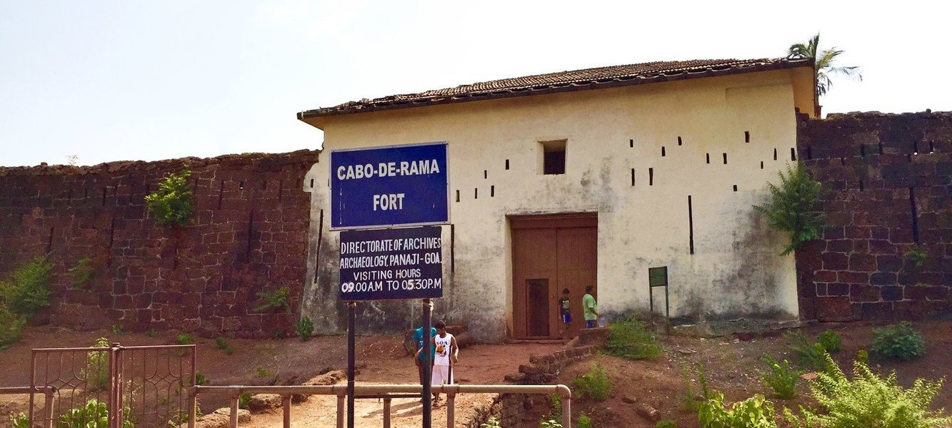 Day Trip to Cabo De Rama Fort - Tour