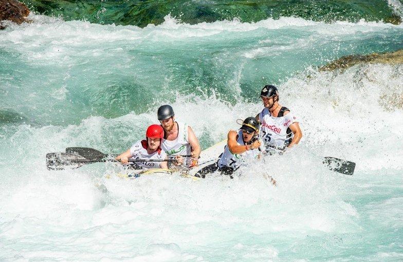9 Km River Rafting (Brahampuri) - Tour