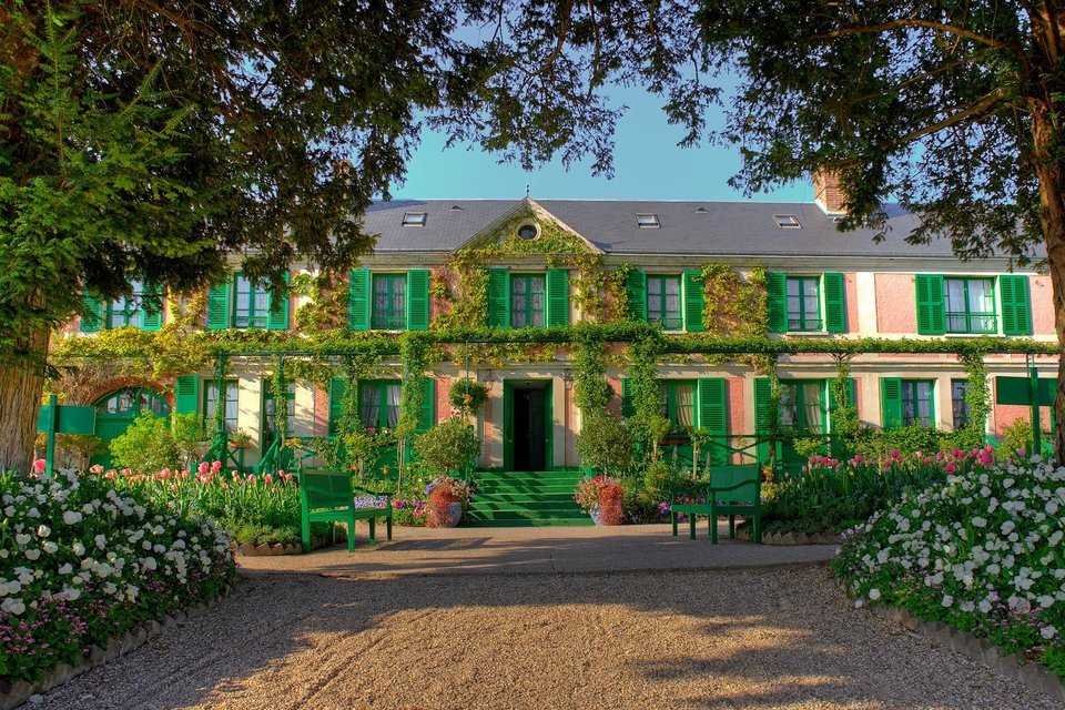 Giverny e Jardins de Monet   01 dia (com guia) - Tour