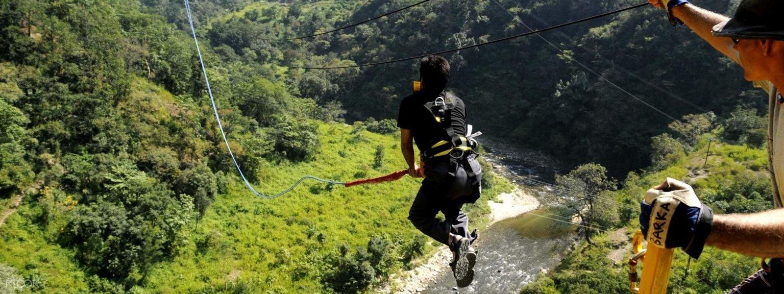 Giant Swing Rishikesh - Tour