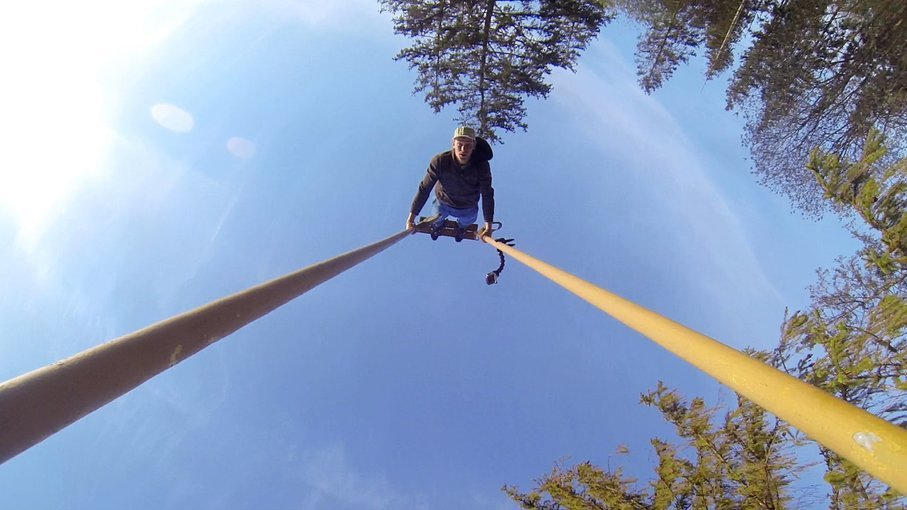 Bungee Jumping + Giant Swing - Tour