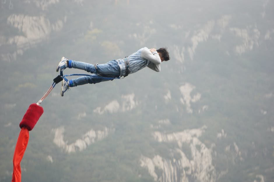 Bungee Jumping in Rishikesh - Collection