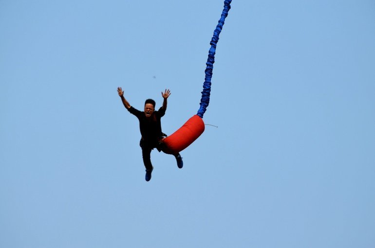 Bungee Jumping + Giant Swing + Flying Fox - Tour