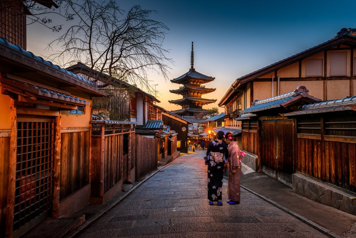 Japan (Group Tours) - Collection