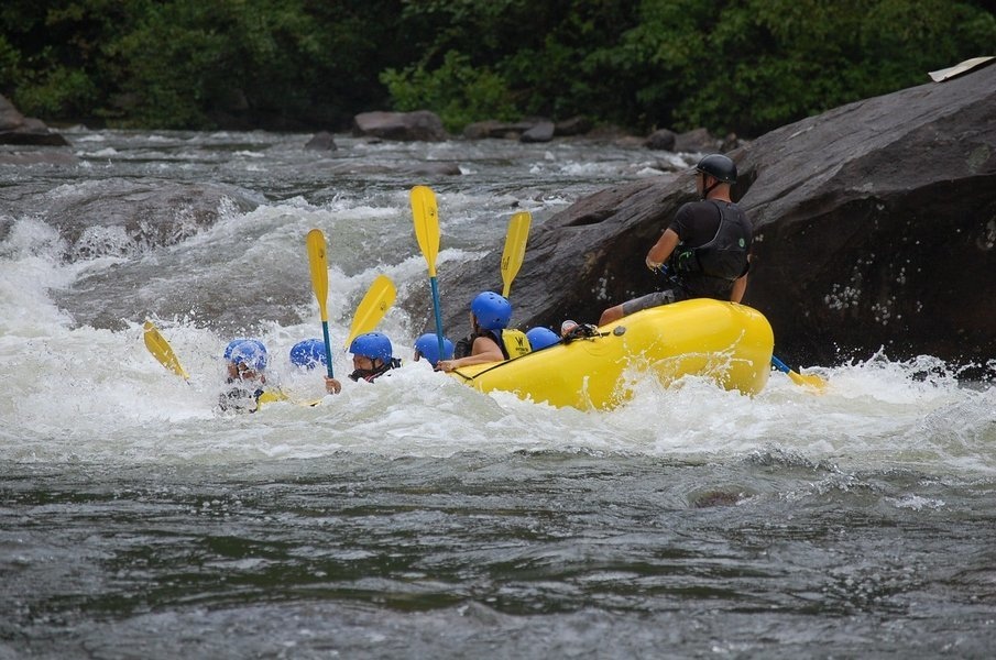 4 Km River Rafting Call now 8923779944 - Tour