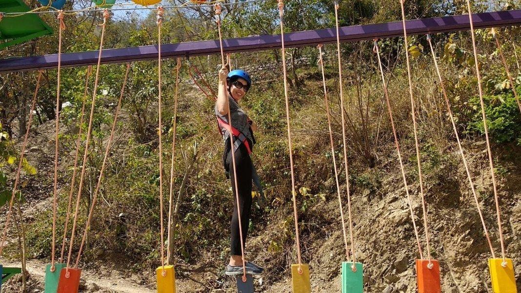 Adventure Park in Rishikesh - Tour