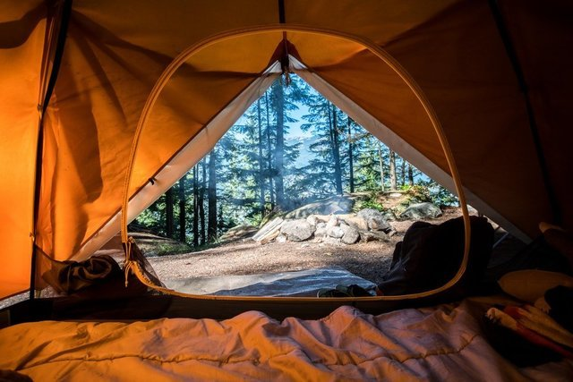 Alpine Tent Stay in Riverside - Collection
