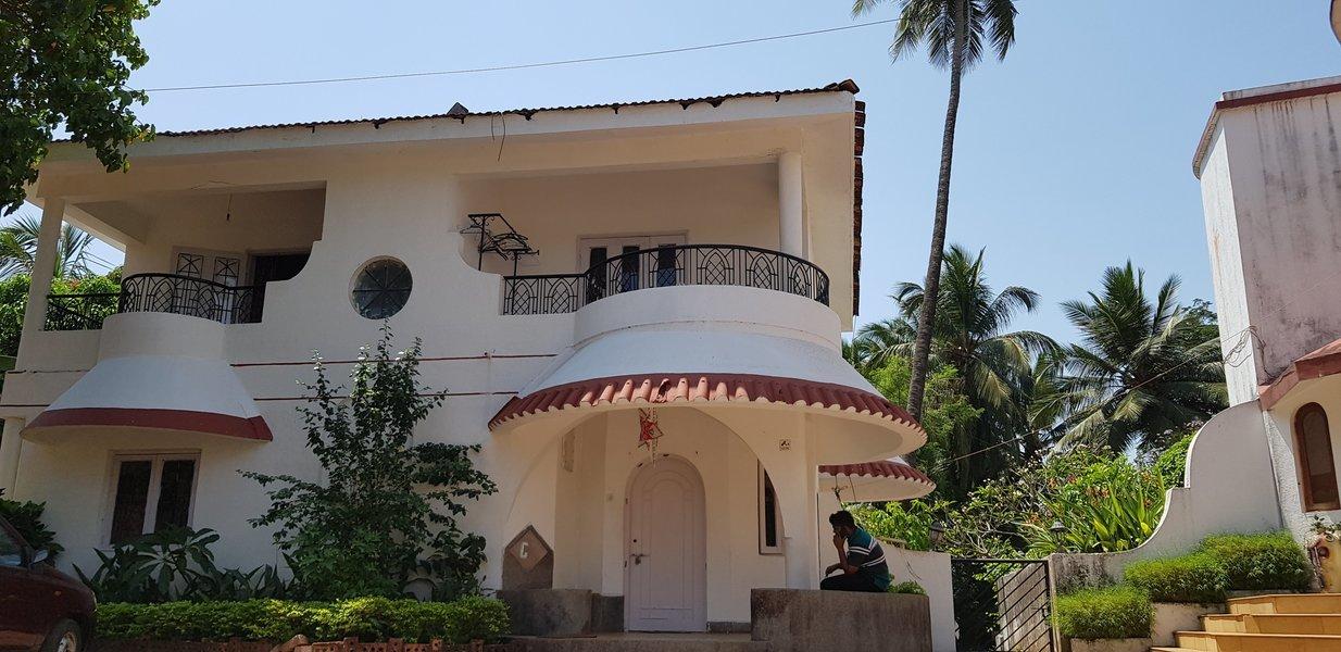 3 bedroom budget villa Candolim - Tour