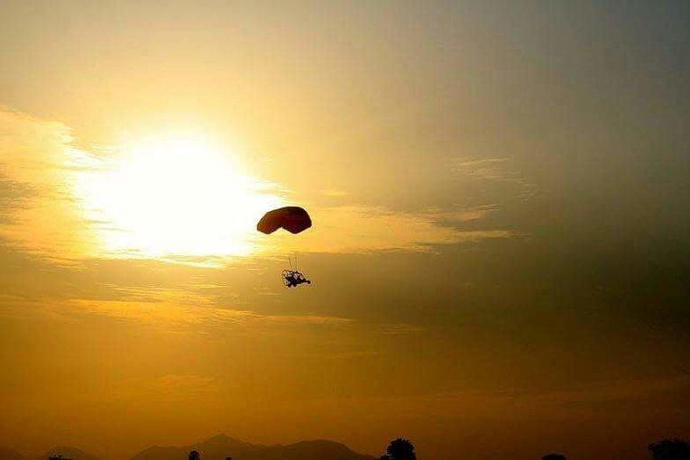 Hot Air Ballooning Tethered - Tour