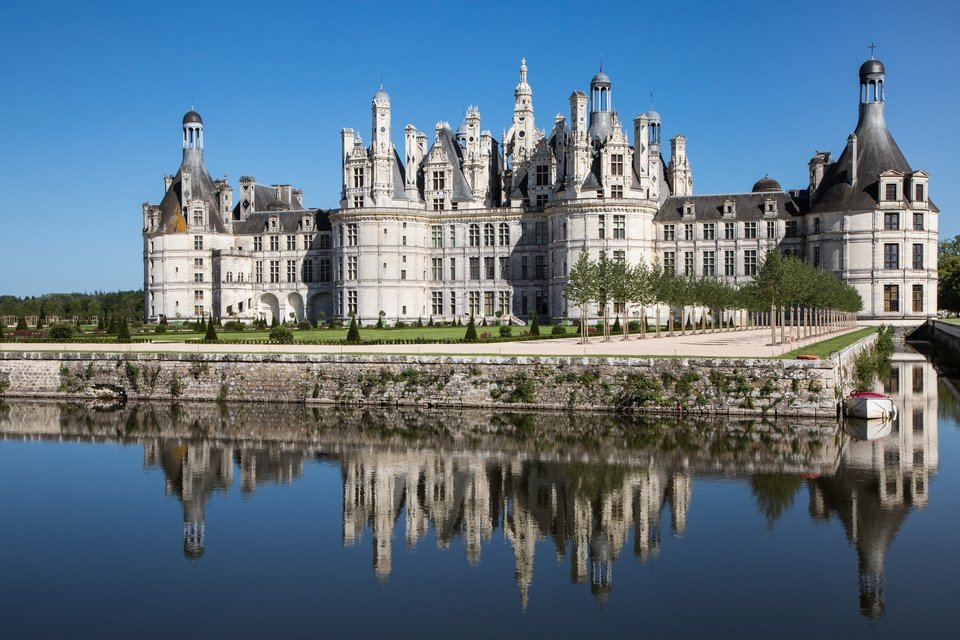Vale do Loire de bike | 01 dia (com guia) - Tour