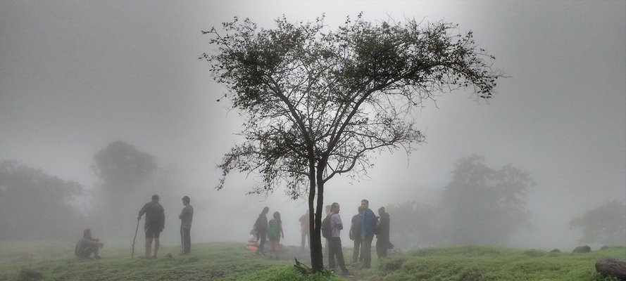Andharban Monsoon Trek - Tour
