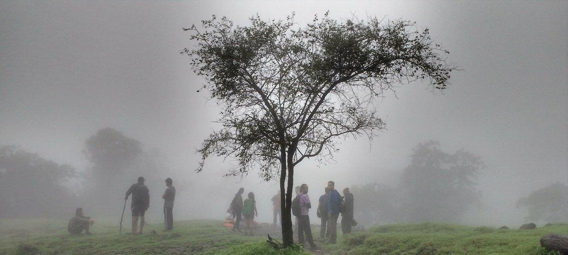 Andharban Monsoon Trek - Tour