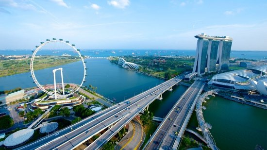 Asian Feast with Singapore and Thailand - Tour