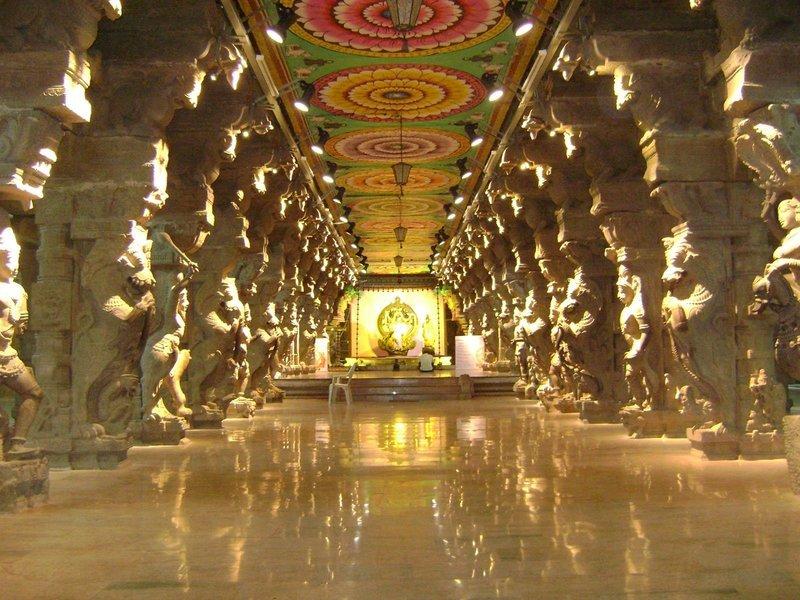 Madurai Rameswaram & Kodaikanal Package - Tour