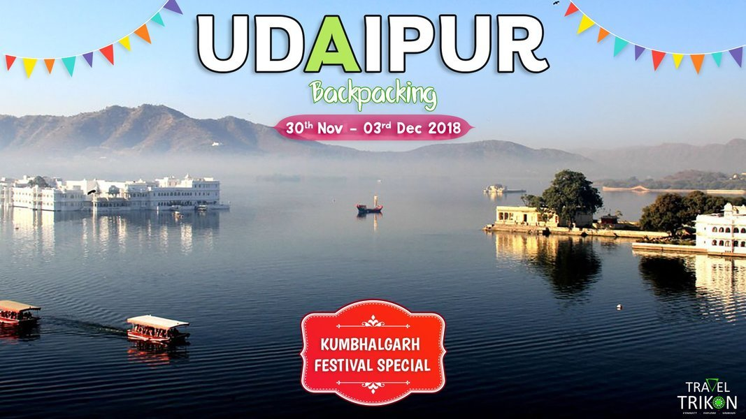 Udaipur Backpacking Trip - Tour