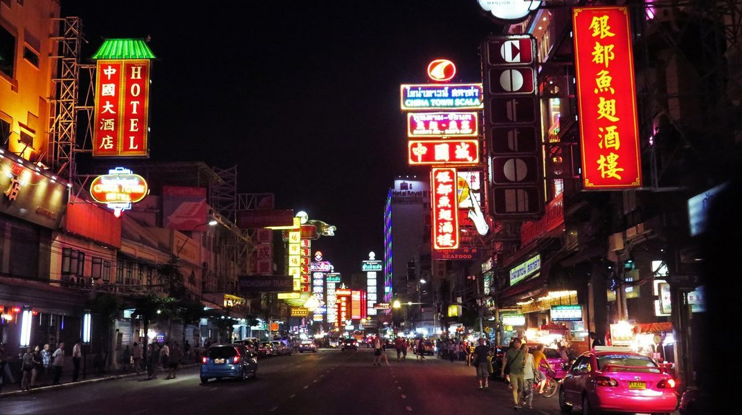 Night Tour Experience In China Town & Local flower  Markets - Tour