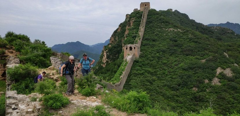 GWB22- Bus tour to Gubeikou & Jinshanling at Great Wall Inn (2 days/ 1 night) - Tour