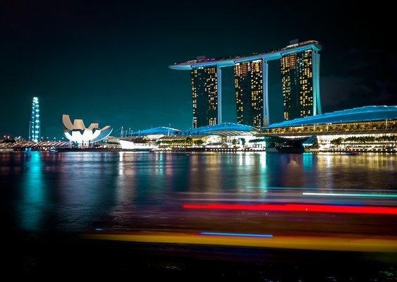 Universal Singapore - Tour