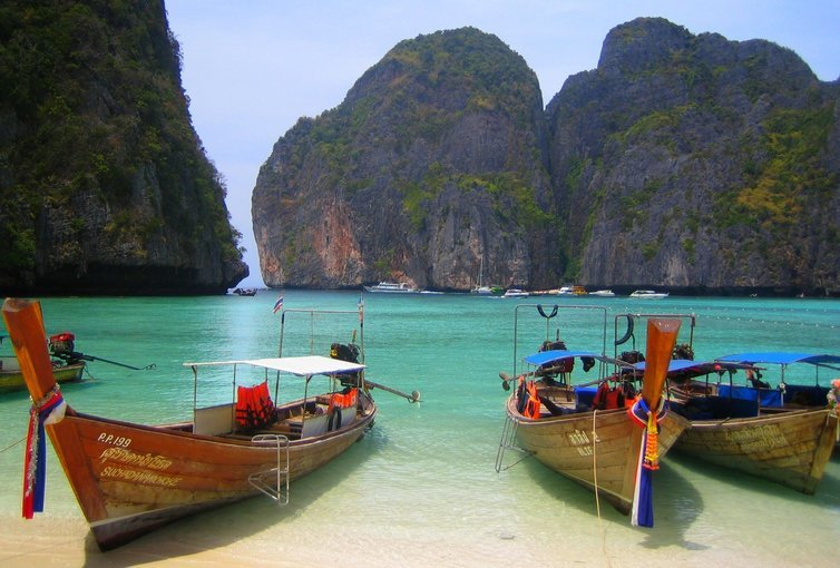 Hong Island By longtail Boat - Tour