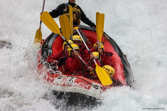Rafting Experience with Camping - Tour