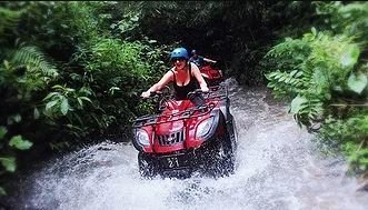 ATV Ride Adventure with the best ATV track on Earth - Tour