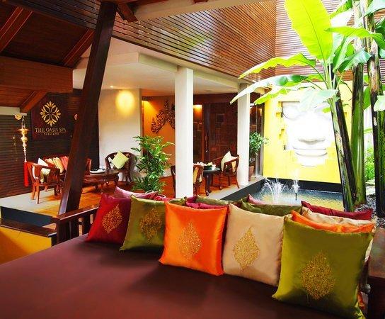OASIS ROYAL THAI SPA KAMALA(Thai herbal hot compress) - Tour