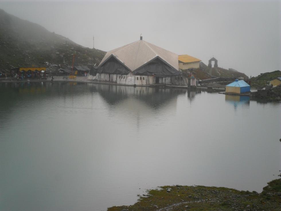Sri Hemkund Sahib Yatra