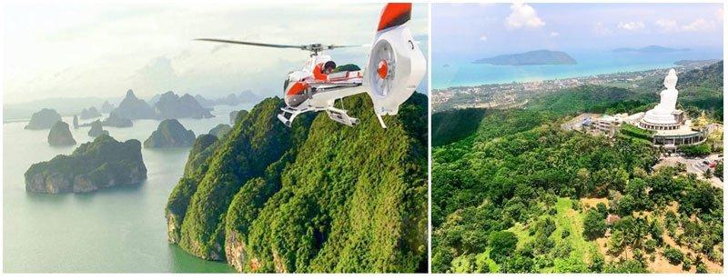 Helicopter Tours Phuket - Tour