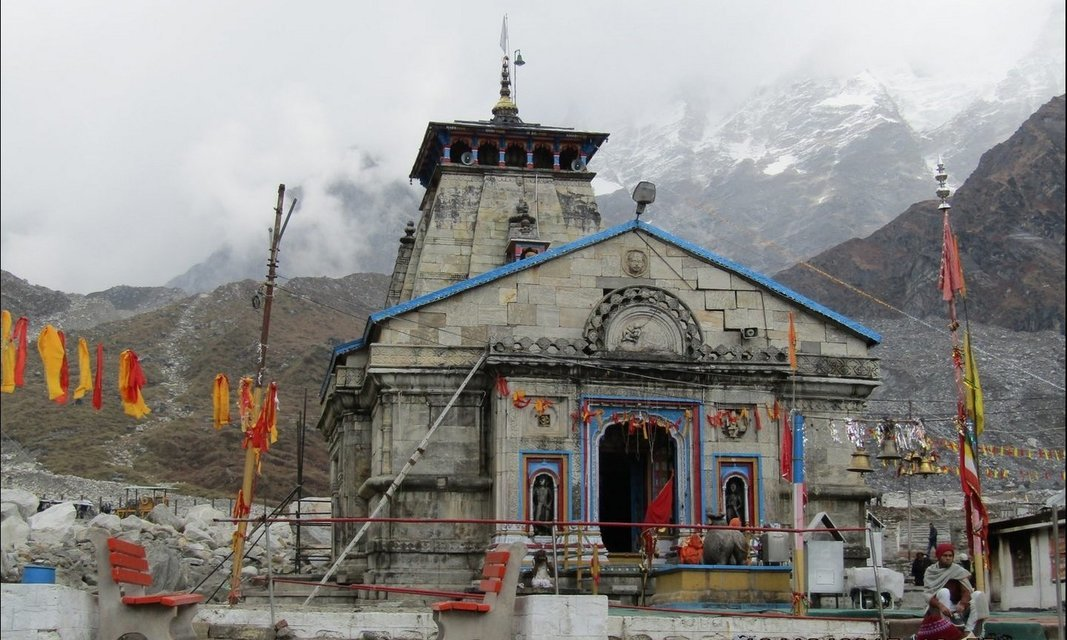 Chardham Yatra From Haridwar with stay at Kedarnath - Tour