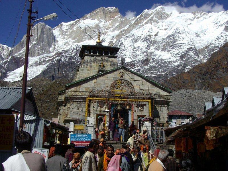 Do Dham Yatra From Haridwar With Stay At Kedarnath Ji - Tour