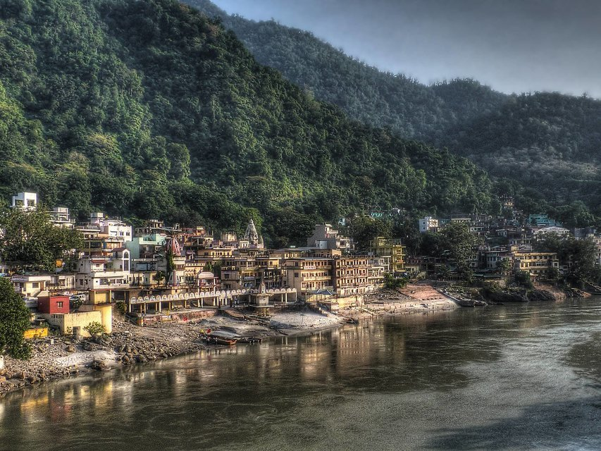 Rishikesh With Queen of Hills - Tour