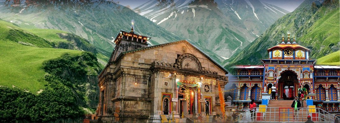 Do Dham Yatra From Delhi with stay at Kedarnath - Tour