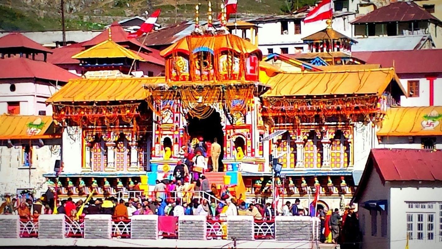 Badrinath Yatra - Collection