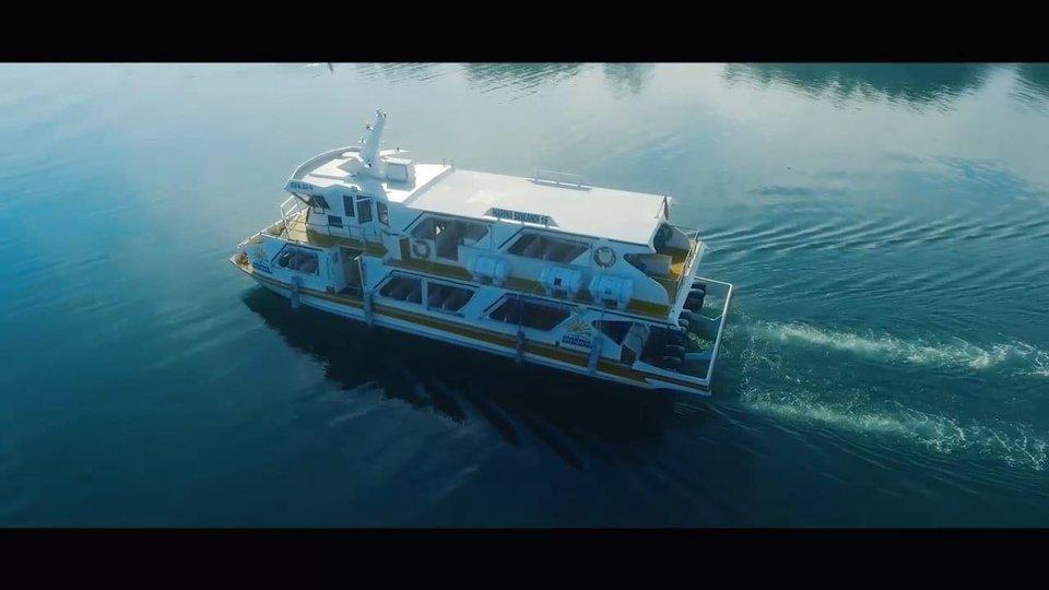 Sanata Cruise Line.. Cruising Beyond Limit - Tour