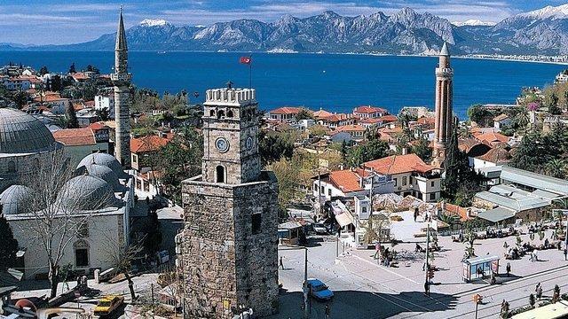 Turkey - Antalya - Collection
