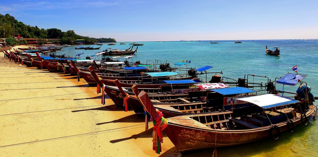Captivating Krabi And Superb Bangkok - Tour