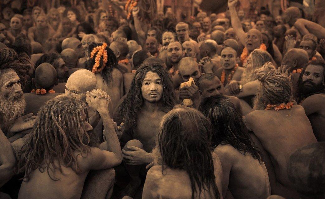 Allahabad Ardh Kumbh Mela - Tour