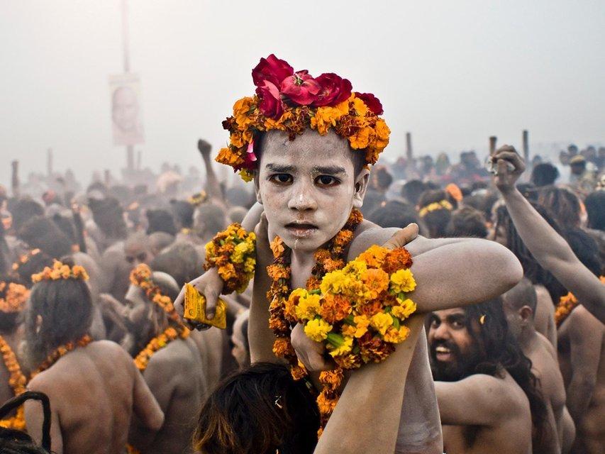 Allahabad Ardh Kumbh With Varanasi - Tour