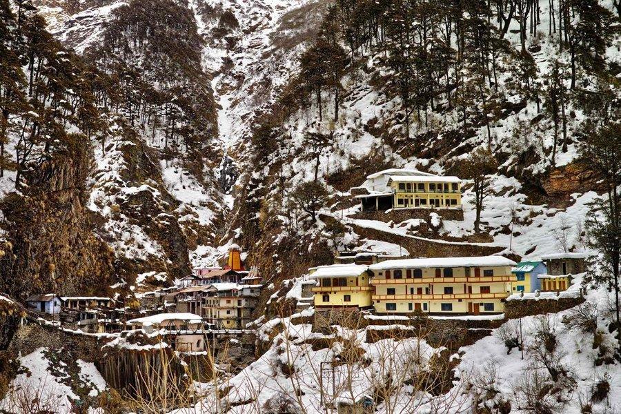 Yamunotri-Gangotri Tirtha Yatra - Tour