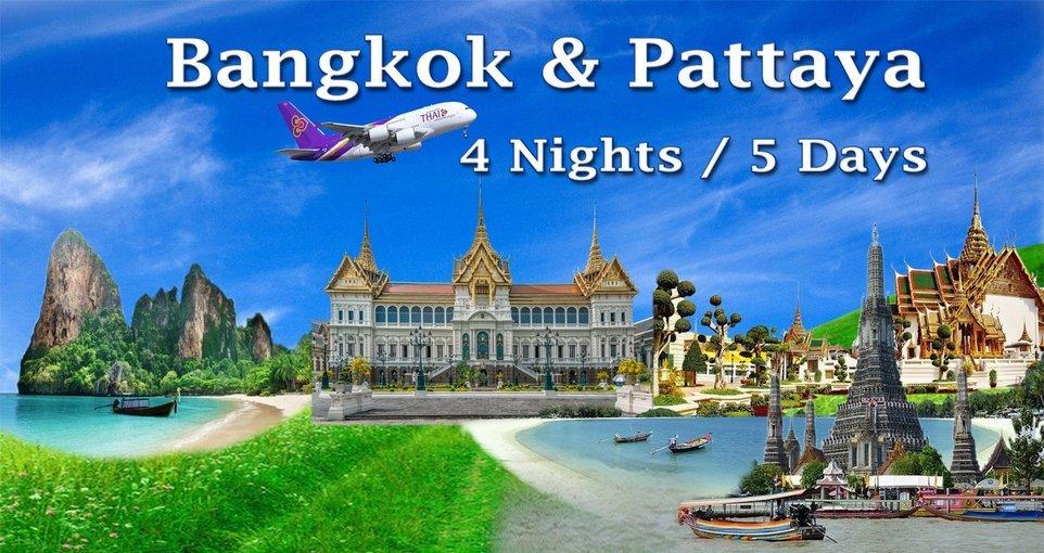 Bangkok & Pattaya Delight - Tour