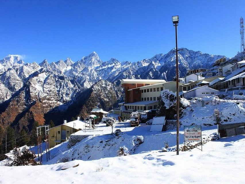 Auli Leisure Trip - Tour